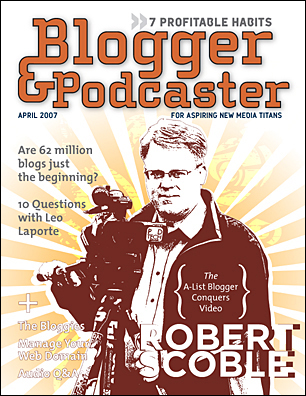 blogger & Podcaster cover