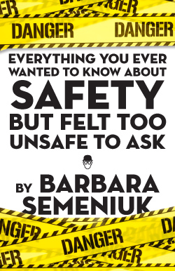 Everything You Ever Wanted To Know About Safety But Felt Too Unsafe To Ask book cover