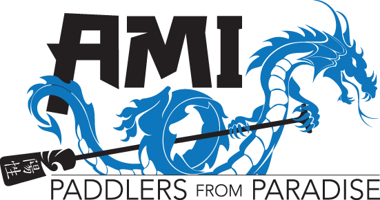 AMI Paddlers from Paradise logo