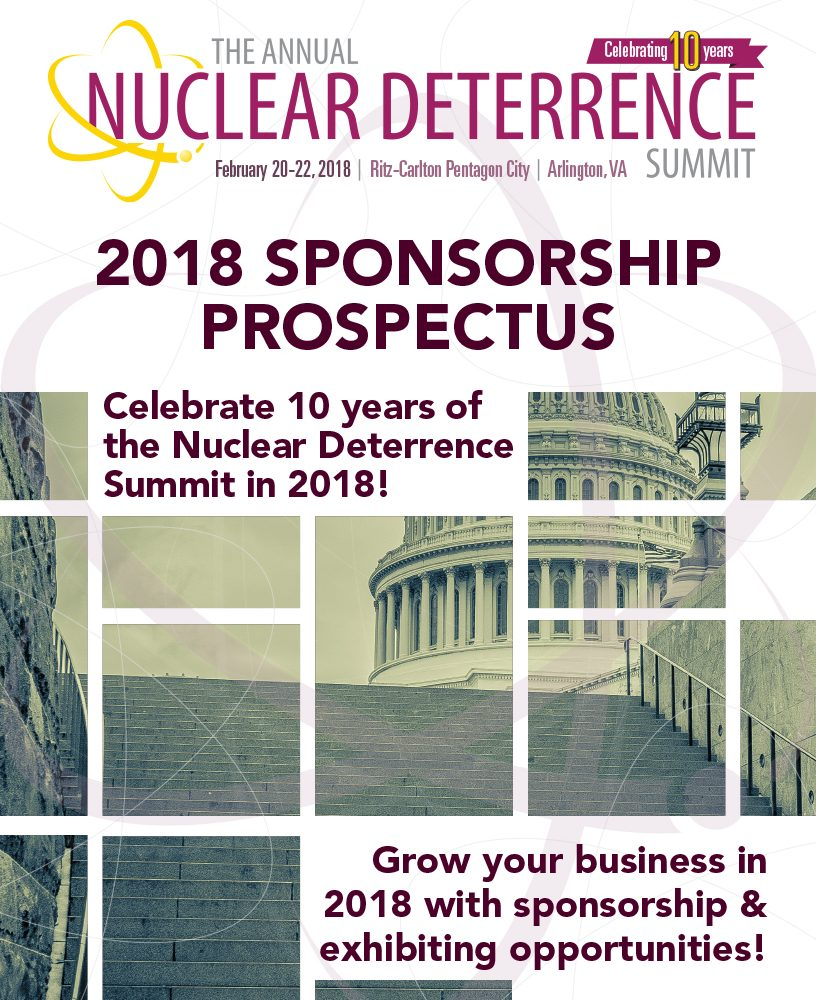 The Annual Nuclear Deterrence Prospectus