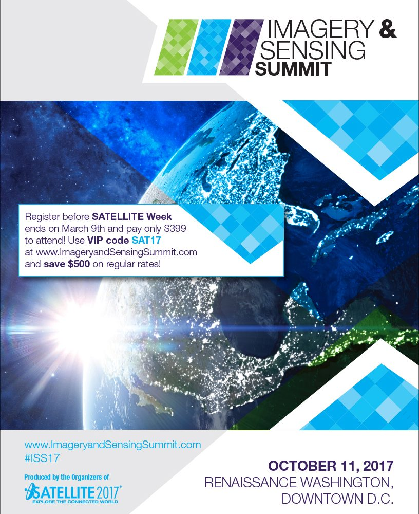Imagery & Sensing Summit brochure