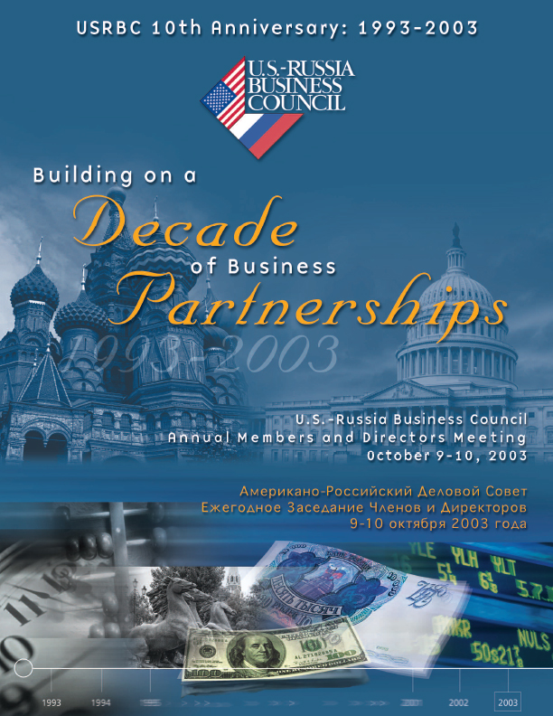 US-Russia business partnership