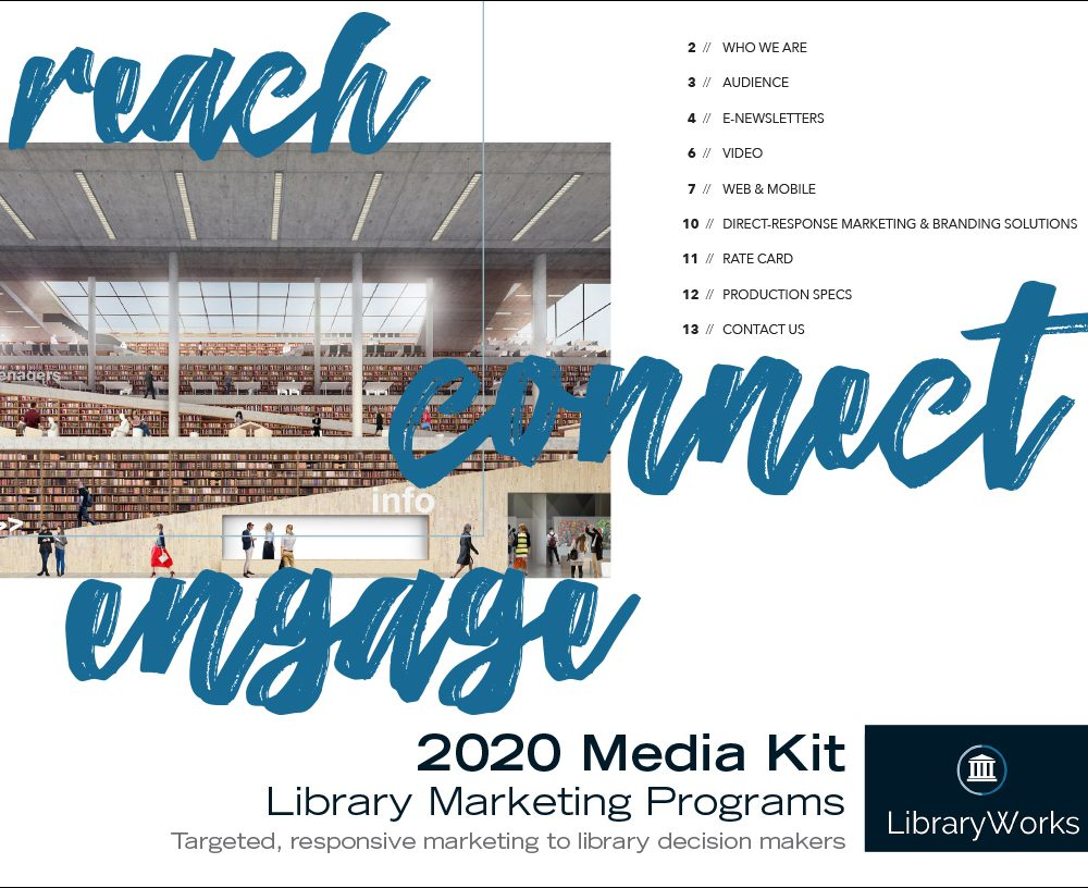 LibraryWorks Media Kit